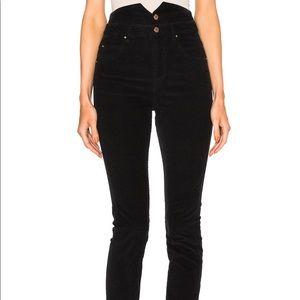 Isabel Marant Farley high waist jean, 42